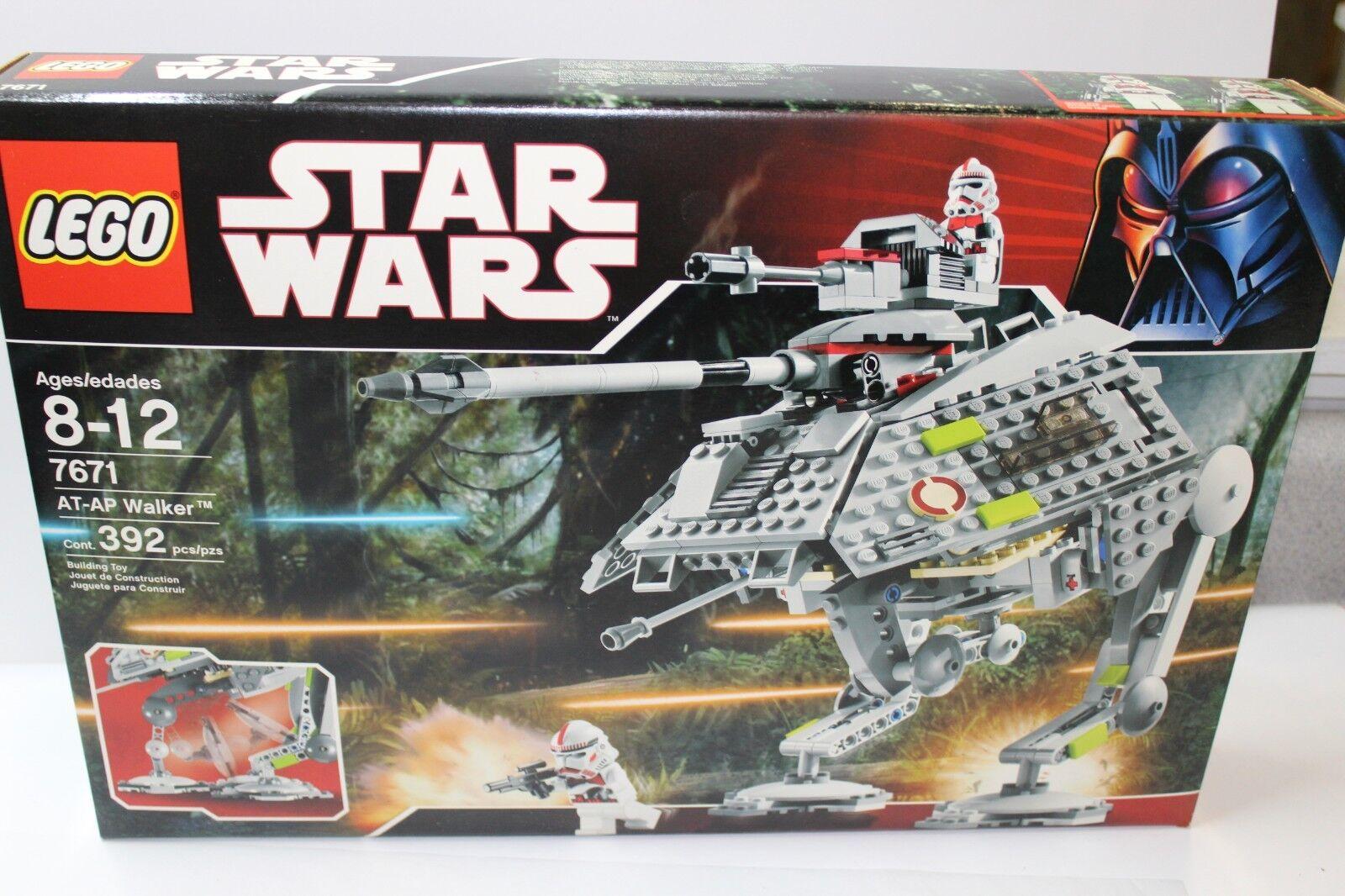 Lego 7671 Star Wars AT-AP WALKER Neuf dans sa boîte livraison gratuite