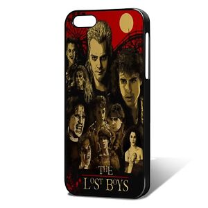 reputable site 9db90 2b328 Details about The Lost Boys Movie Poster Artwork Phone Case Cover, Fits  iPhones