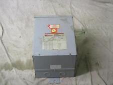 Cutler Hammer S10n06a07n Dry Type Distribution Buck Boost Transformer 75kva