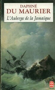 Livre-de-poche-l-039-auberge-de-la-jamaique-Daphne-du-Maurier-book