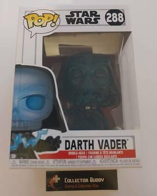 Star Wars 01 Darth Vader Pop Vinyl Figure Bobble Head FU2300 Funko Pop