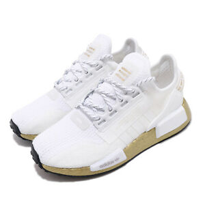 adidas-Originals-NMD-R1-V2-W-BOOST-White-Gold-Women-Lifestyle-Casual-Shoe-FW5450