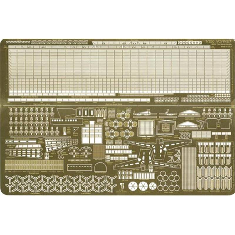 Porte-avions USS Hornet kit pour Trumpeter  1 350