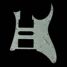 (E92) 4Ply Quality Guitar Pick Guard For Ibanez RG 350 DX ,White Pearl