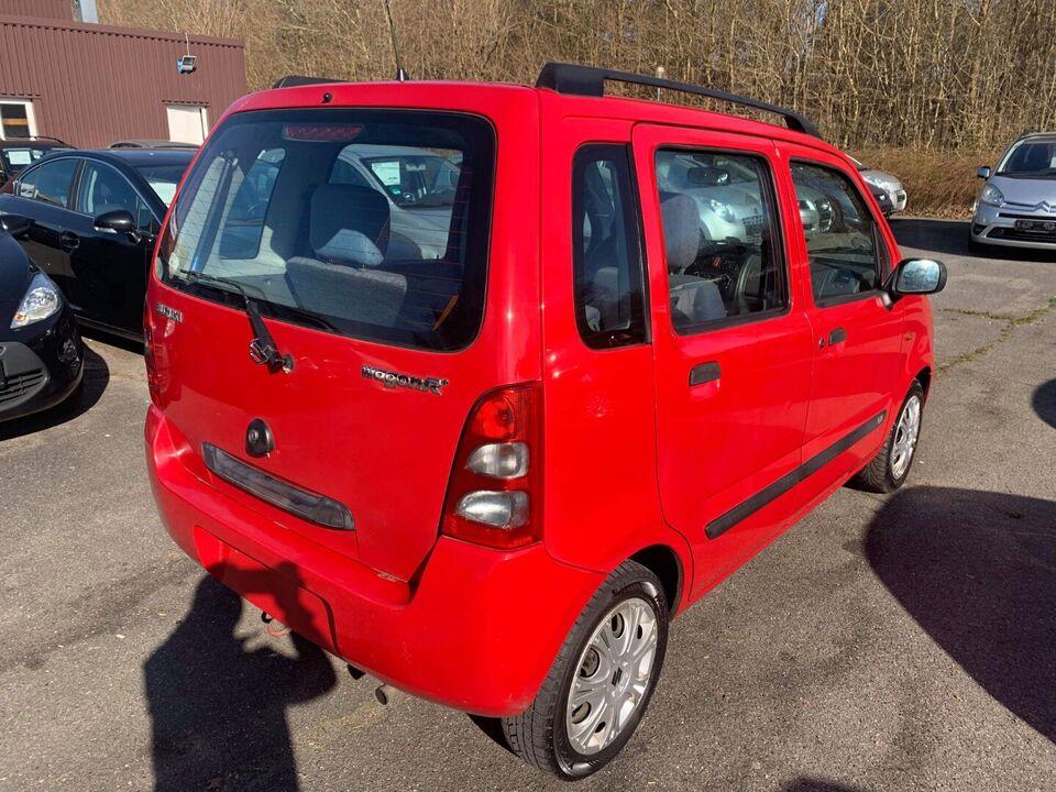 Suzuki Wagon R+ 1,3 GLS Benzin modelår 2001 km 154000 ABS