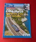 REVUE TRAIN MODELISME RAIL PASSION N° 220 FEV 2016 COTE BLEUE LES 100 ANS / CAEN
