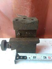 Warner Amp Swasey Turret Lathe Tool Holder Post