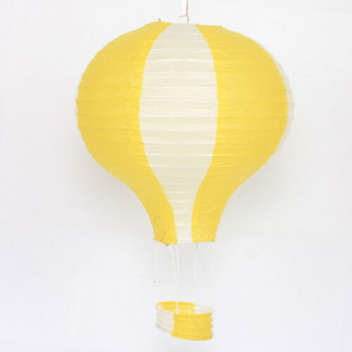 12/'/' Hot Air Balloon Paper Lantern Xmas Birthday Party Wedding Decor