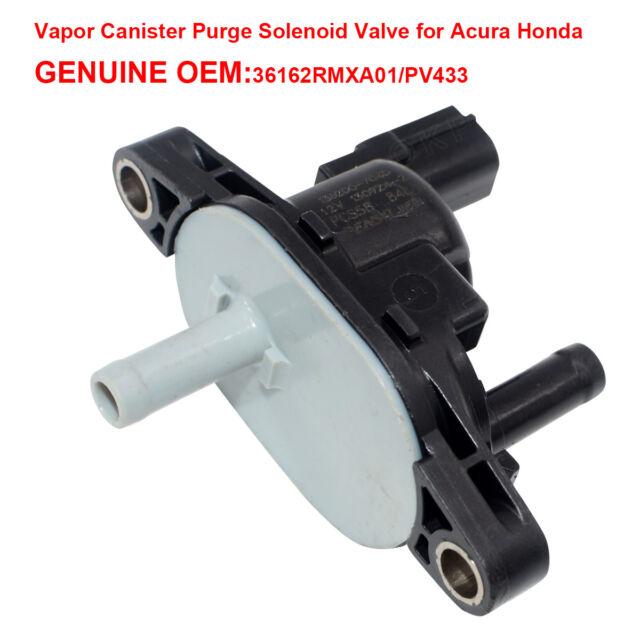 New Vapor Canister Purge Solenoid Valve For Acura Honda Odyssey 36162-RMX-A01