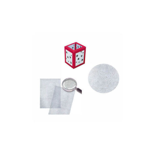 Spinnenpapier 42 g//m² Din A 4 100 Blatt weiß
