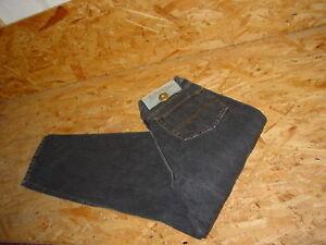 Détails sur Jeans V. REDSKINS taille w34l34 gris foncé Boutonnage RARE afficher le titre d'origine