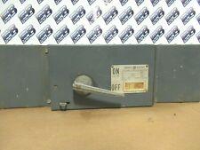 Ge Qmr361 Hardware Single 30 Amp 600v 3p Painted Qmr Switch Warranty
