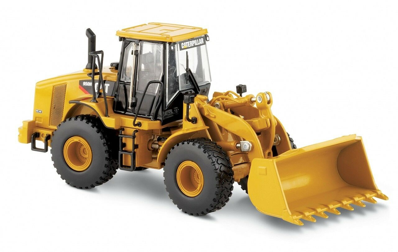 NEW Norscot 55196 CAT Caterpillar 950H Wheeled Loader 1 50 DieCast Model