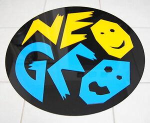Neo-Geo-Sign-3D-Game-console-sega