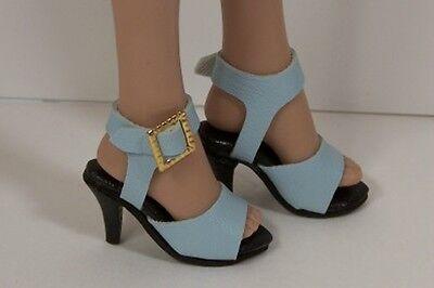 "Debs Doll Shoes FOR 16/"" Tyler Wentworth GREEN Luvable High Heel Hi-Heel"