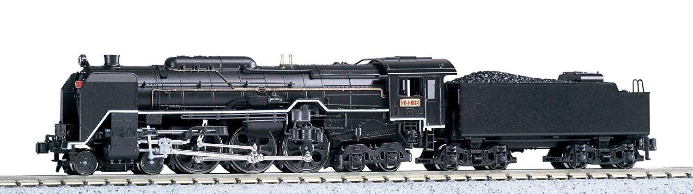 Kato 2019 -2 JNR Steam Locomotive c62, n -skala, fkonstyg från USA