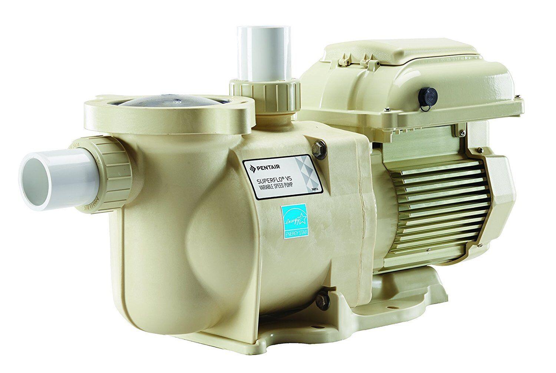 Pentair 342001 SuperFlo VS Variable Speed Pool Pump  - 1 1 2 Horsepower