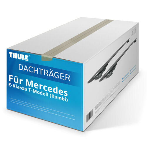 Dachträger Thule WingBar EVO  für Mercedes E-Klasse T-Modell Kombi NEU EBA 85