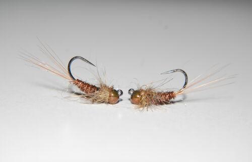 Jig Tungsten Pheasant Tail Nymph  3 Stück CK