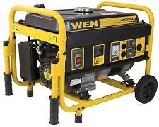 WEN 56400M 4,050 Watt Power Generator with Wheel and Handle Kit