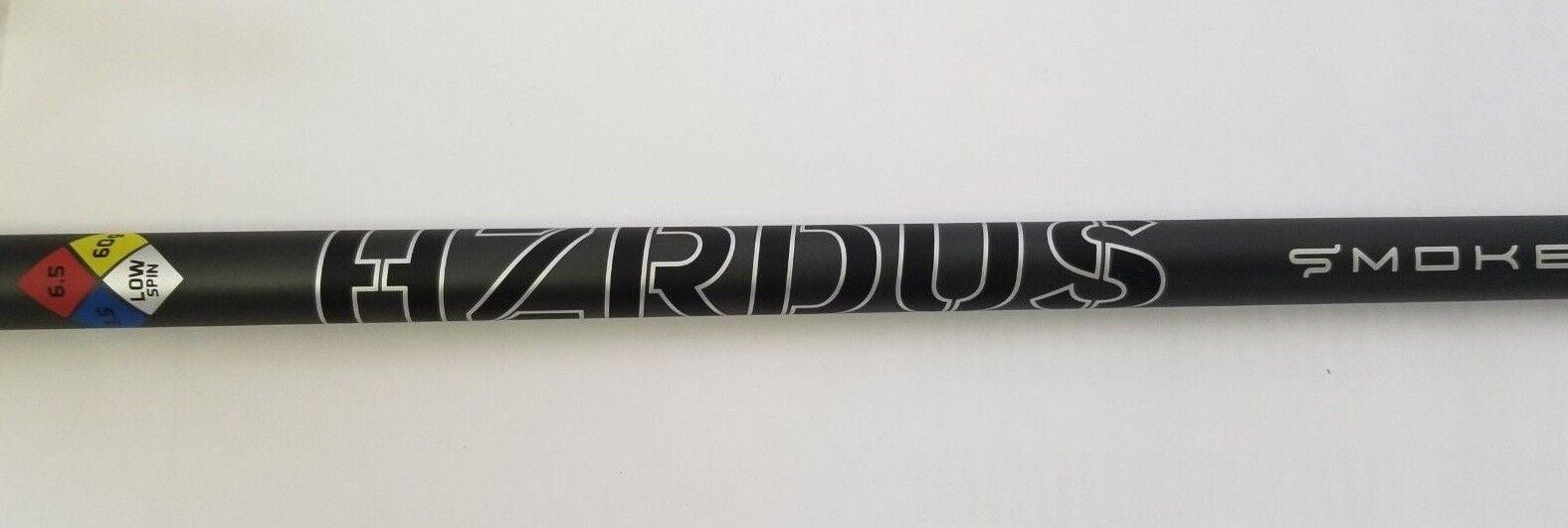 Nouveau Projet X hzrdus Smoke 6.5 60 G Driver, FWY Arbre .335 Astuce