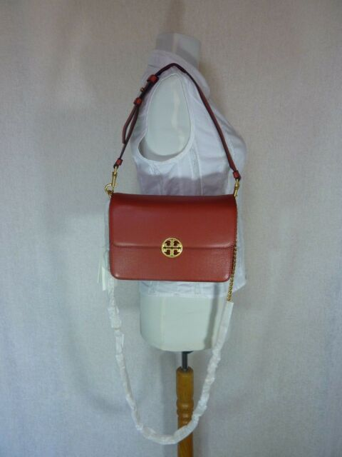 2d607618a953 Tory Burch Chelsea Convertible Shoulder Bag Kola 48735 for sale ...