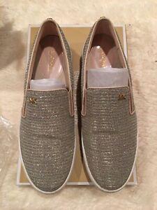 Michael Kors Keaton Slip On Glitter