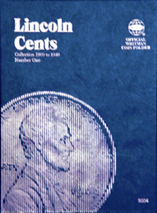 Whitman-Lincoln-Cents-Penny-Coin-Folder-Book-1-1909-1940-9004