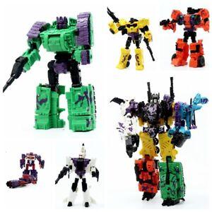New-Desigh-Bruticus-And-Shockwave-Transformation-6-In-1-Robot-Ko-Action-Figure