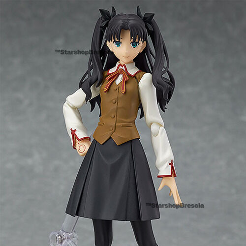 Fate Stay Night Unlimited Blade Works Rin Tohsaka Ver. 2.0 Figma Action-Figur