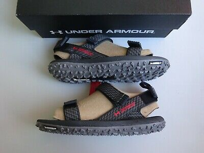 release date 12505 0f454 Under Armour Men's Fat Tire Sandal Anthracite NWT!! 2019 | eBay