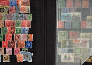 Album-de-timbres-Royaume-Uni-avec-quelques-Eire