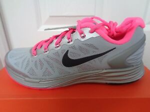 detailed look d2420 33fc5 Details about Nike Lunarglide 6 Flash (GS) trainers 685714 001 uk 3.5 eu 36  us 4 Y NEW+BOX