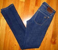 DL1961 Premium Denim Designer Jeans Kate Slim Straight Size 25