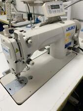 Juki Ddl 8700 7 Industrial Machine Automatic Single Needle Lockstitch Withtable