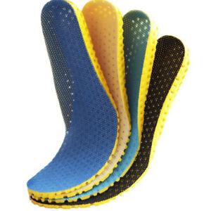 Hot Soft Shoe Insoles Orthopedic Memory Foam Sport Arch Support Insert Soles Pad
