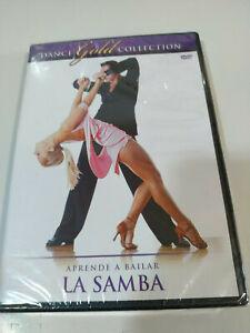 Impara-a-Ballo-la-Samba-Dance-Gold-Collection-DVD-Spagnolo-Regione-All-Nuovo