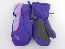 HEAD Jr   Purple Pink Girls Insulated Ski Mittens Winter Gloves