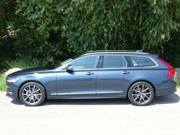 Volvo V90 2,0 T4 190 Inscription aut. - billede 1