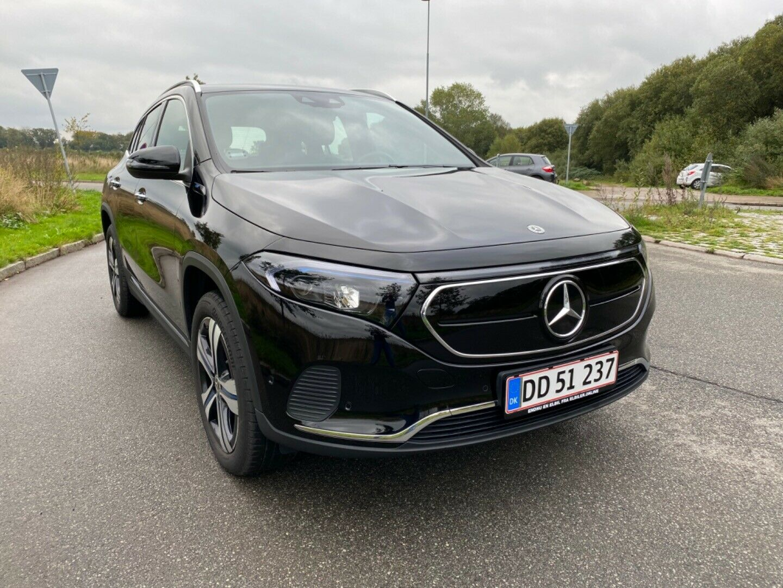 Mercedes EQA250  Progressive 5d - 401.900 kr.