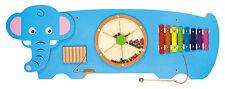 Viga Wooden Elephant Children's/Kids Activity Wall Toy