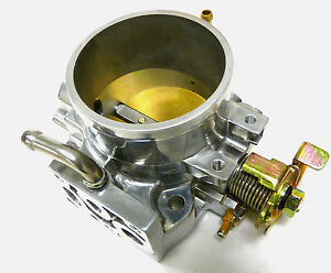 OBX-Throttle-Body-For-2000-2001-Acura-Integra-RS-LS-GS-GSR-B18C-65mm-Silver