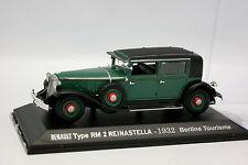 Norev Presse 1/43 - Renault RM2 Reinastella 1932 Verte