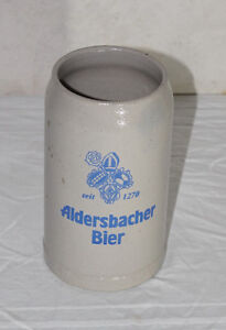Alter-1-L-Bierkrug-ADLERSBACHER-BIER