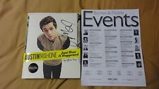 Signed Austin Mahone Just How It Happened My Official Life Story Book 1/1 HC DJ