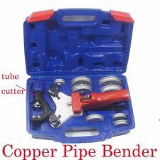Doblador Multiple De Tubos De Cobre Multi Copper Pipe Bender Tube Bending