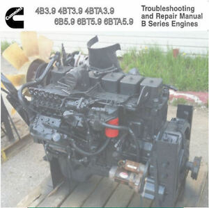 cummins 3 9 5 9 3 9l 5 9l 4 cyl 6 cyl diesel engine 1991 1994 rh ebay com cummins 6bta manual pdf cummins 6bta5.9g2 manual