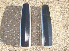 1986 1993 86 93 DODGE TRUCK PICKUP FRONT BUMPER BRACKETS ram charger D100 D150 D