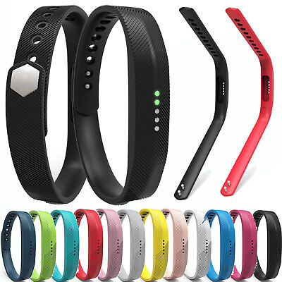 S//L Silicone Accessory Replacement Band for Fitbit Surge With Fitness Wristband