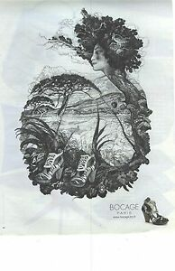 Bocage Boots Advertising 2010 Chaussures Publicite Low 7fTwaxq